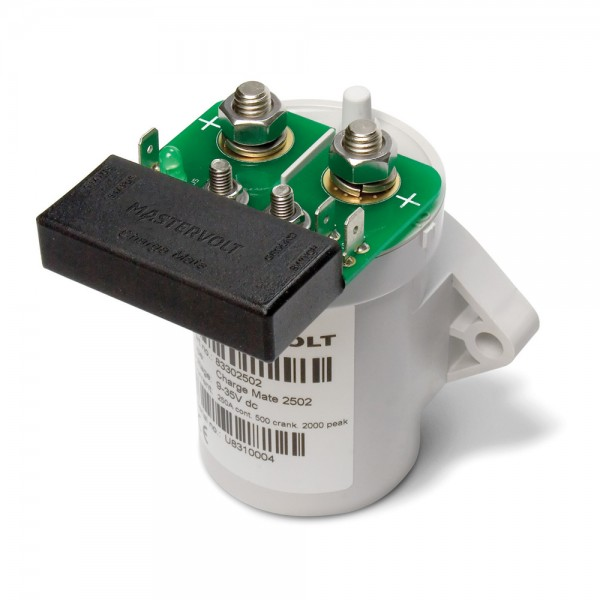 Mastervolt Charge Mate 2502 battery separator relay