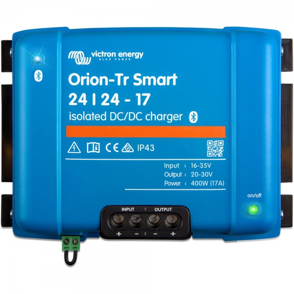 Victron Orion-Tr Smart 24/24-17A (400W) DC DC Wandler