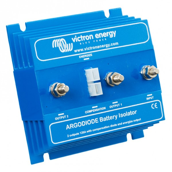 Victron Argo Diode 80-2AC 80A Battery isolator