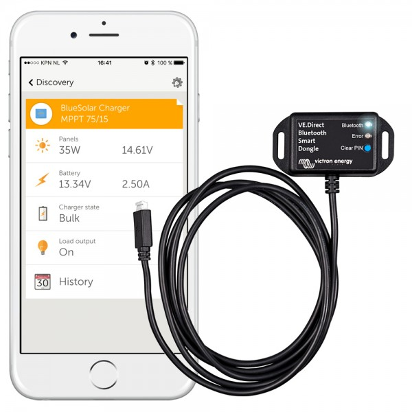 Victron VE.Direct Bluetooth Smart-Dongle