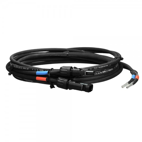 3m 6mm² Professional Connection Cable (module to charge controller)