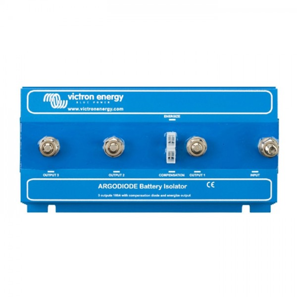 Victron Argo-diode 180-3AC 180A Battery isolator