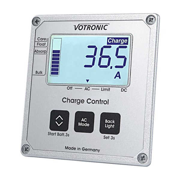 Votronic 1248 LCD-Charge Control S-VCC