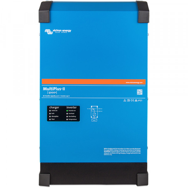 Victron MultiPlus-II 24/5000/120-50 230V 5000W Wechselrichter 120A Ladegerät All-in-One