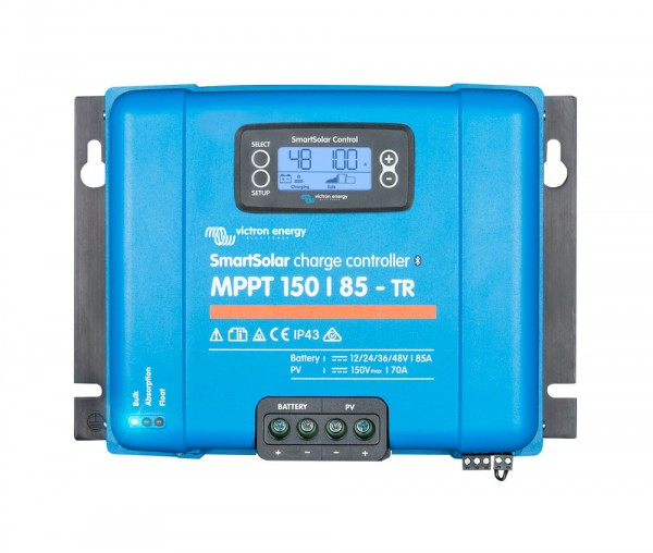 Victron SmartSolar MPPT 150/85-Tr solar charge controler